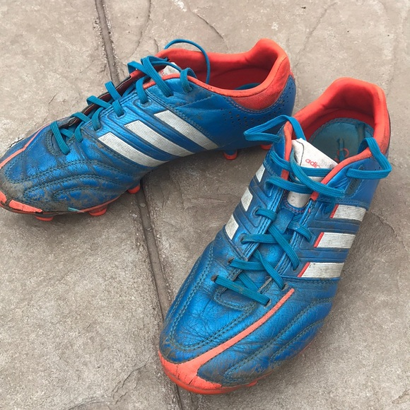 new products 2d9ca a08d4 Adidas Adipure Soccer Cleats